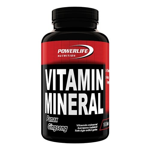 Powerlife Vitamin Mineral